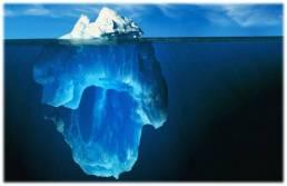 Iceberg peso circa 300mil. di tonn.mmagine1