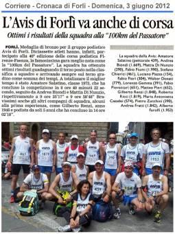 20120526-27..100 km del Passatore Firenze-Faenza.Articolo sulla 100 km ccf2012060