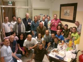 20120528 festeggiamenti all'Avis per la 100km