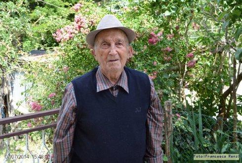 Gino Renzi- 105 anni