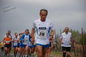 Maratona di Russi 2012