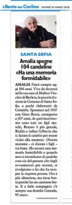 [C-FOR - 10] CARLINO/GIORNALE/FOR/10 ... 22/03/18