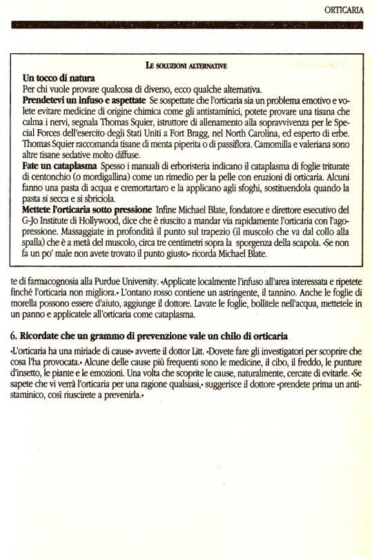 2 Orticaria