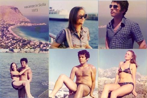 18x12 vacanze in Sicilia 1973