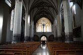 15- Bolzano, interno Chiesa dei Domenicani