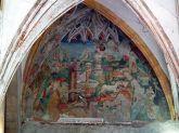 17 - Bolzano, Chiesa dei Domenicani interno