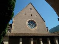 20 - Bolzano ,facciata Chiesa_dei_Francescani_