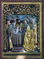 21 - Bolzano, interno della Chiesa dei Francescani