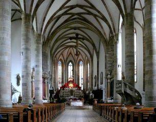 54 - Merano-Duomo- interno