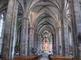 7 - Duomo di Bolzano interno-