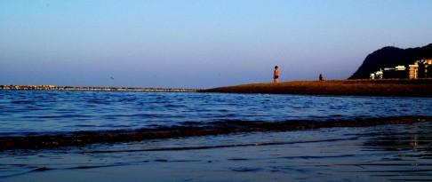 18 - Il mare di pesaro