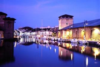 19 CERVIA - MILANO MARITTIMA il porto