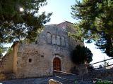 48- -S. Benedetto in Perillis- l'antica abbazia di S. Benedetto (VIII-XI sec.), situata sulla sommità del borgo medievale fortificato.