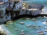 """21 - Maratea-porto- Per i suoi pittoreschi paesaggi costieri e montani, e per le peculiarità artistiche e storiche, Maratea è una delle principali mete turistiche della regione, tanto da essere conosciuta anche come """"la Perla del Tirreno""""["""
