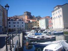 7 - Trieste - Muggia, il porticciolo