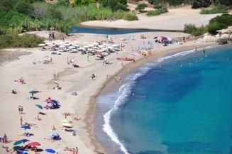 16- Buggerru Spiaggia di Cala Domestica