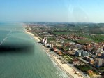 29 - Marotta- C' è una particolare e suggestiva località balneare nelle Marche, che si trova arrivando da Sud dopo la Riviera del Conero e Senigallia, da Nord dopo Pesaro