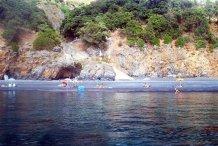 28 - maratea-mare-spiaggia Maratea e il Tirreno