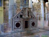 37- Massa d'Albe- la piccola chiesa romanica di S. Pietro d'Albe (XII sec.), situata su un'altura a ridosso del sito archeologico di Alba Fucens.