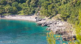 29 - Spiaggia-Porticello-Acquafredda-MarateaMedaglia delle 5 vele per Maratea- Maratea si riconferma nell'olimpo delle big e porta al top la Basilicata.