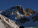 35- Il versante aquilano del Corno Grande (2.912 m.), la vetta più alta degli Appennini