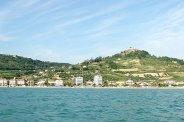 24 - Veduta della spiaggia di Silvi Marina