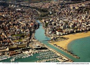 27 - Pescara- dall'alto