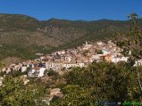 28- Ofena-Il borgo di , nel Parco Nazionale del Gran Sasso-Monti della Laga.
