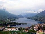 25- Barrea-Il Lago nel Parco Nazionale d'Abruzzo, Lazio e Molise.