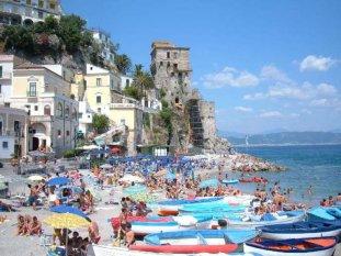 44 - Cetara spiaggia - Costiera Amalfitana
