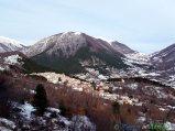 14- -Civitella Alfedena (1.123 m. s.l.m., 280 abitanti circa), nel Parco Nazionale d'Abruzzo, Lazio e Molise