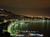 5 - Panorama di Napoli lungomare di di notte