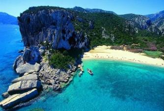 51- Cala, spiaggia