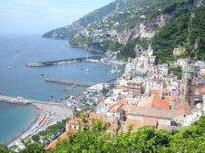 53 - Amalfi- comune della provincia di Salerno in Campania
