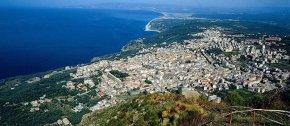 66 - La città di Palmi, in Calabria,