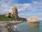 88 - Roseto Capo Spulico mare e il castello