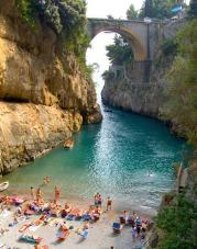 78,1 -Spiagge più belle in Campania- Fiordo di Furore, Amalfi, Salerno