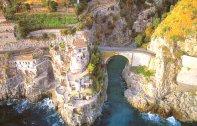 80 - Il Fiordo di Furore Costa d'Amalfi Furore Costiera Amalfitana Campania-Il Fiordo di Furore Costa d'Amalfi Furore Costiera Amalfitana Campania