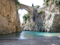 81- Furore- il ponte, Antico borgo marinaro