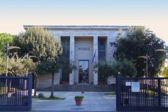 96 - Paestum, museo- scavi, templi, Nettuno