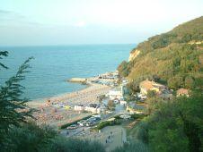 8 - Gabicce Mare- panoramica-spiaggia