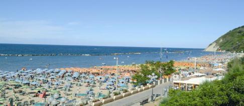 6 - Gabice Mare- spiaggia