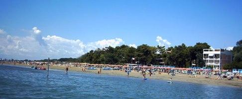 20 - Grado Pineta e spiaggia