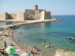 115 - Il Castello a Isola di Capo Rizzuto