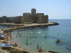 114 - Il Castello a Isola di Capo Rizzuto