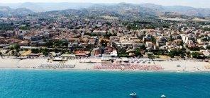 143 -Panorama- Locri- spiaggia-