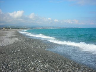 147 - Calabria - Spiaggia di Bianco