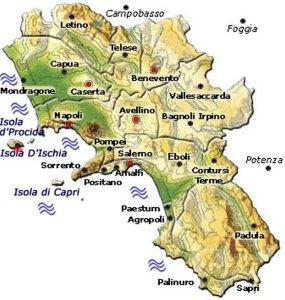 Regione. Campagna