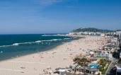 50 - La Spiaggia di Cattolica-panoramica