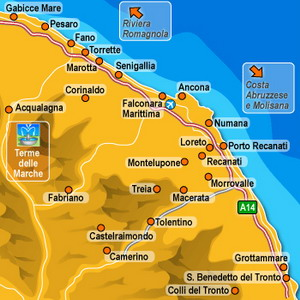 map-hotels-le-marche-italy